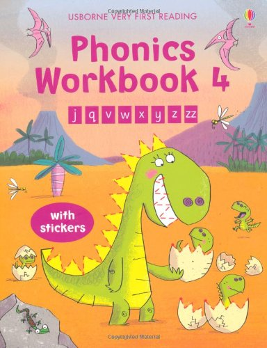Phonics Workbook 4 Very First Reading (1.0 Very First Reading)