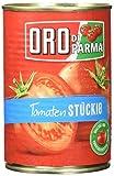 ORO di Parma Tomaten stückig, 12er Pack (12 x 400 g Dose)
