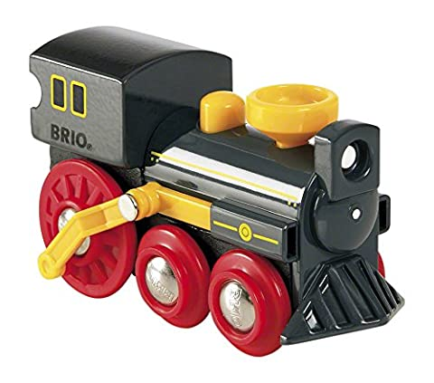 BRIO World - Old Steam Engine
