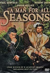 Man for All Seasons [DVD] [1966] [Region 1] [US Import] [NTSC]