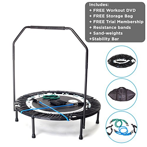 MaXimus Pro Rebounder Mini Tramp...