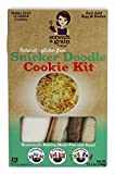 Scratch & Grain Baking Co. - All Natural Cookie Kit Gluten Free Snicker Doodle - 12.2 oz.