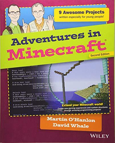 Adventures in Minecraft por David Whale