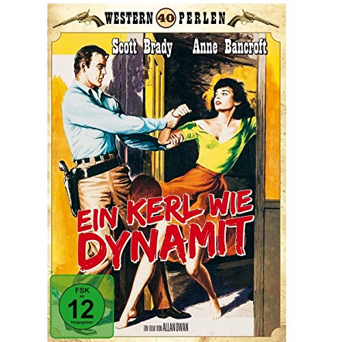 Western Perlen 40: Ein Kerl wie Dynamit (The Restless Breed)