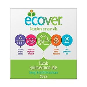 Ecover Ökologische Spülmaschinen-Tabs
