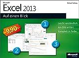 Microsoft Excel 2013 auf einen Blick