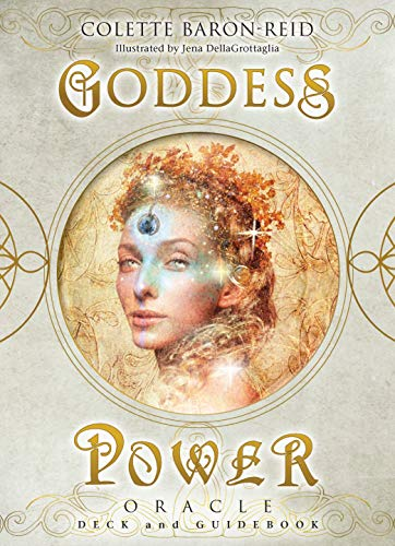 Goddess Power Oracle: Deck and Guidebook por Colette Baron-Reid