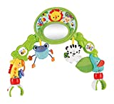 Fisher-Price Rainforest Pushchair Toy Arch