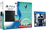 Pack PS4 1To + No Man's Sky + Uncharted 4: A Thief's End