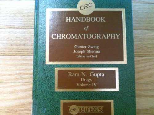 CRC Handbook of Chromatography: Drugs 004 Ram
