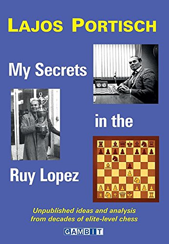 My Secrets in the Ruy Lopez
