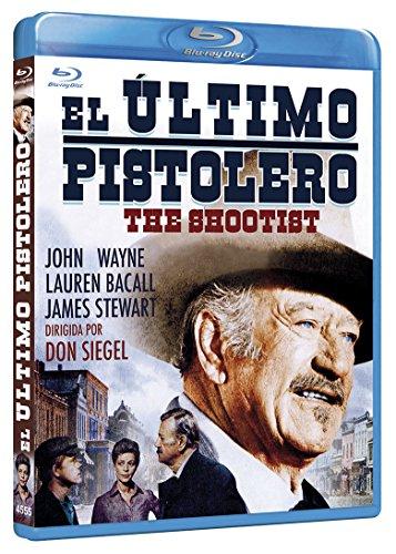 El Último Pistolero  BD 1976 The Shootist [Blu-ray] 51 2B 5mf2ItL