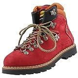Dockers by Gerli Damen Bergsteiger Wanderstiefel, Schuhgröße:EUR 40, Farbe:Rottöne