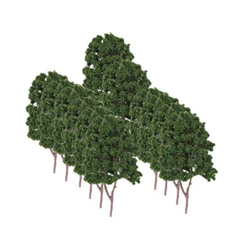 20pcs-miniature-tree-models-train-scenery-railroad-supplies-dark-green-75cm