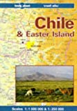 Lonely Planet Chile and Easter Island: A Lonely Planet Travel Atlas by Wayne Bernhardson (1997-01-02)
