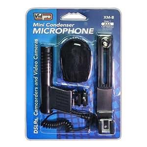 microphone externe pour caméscope Panasonic HDC-SD600