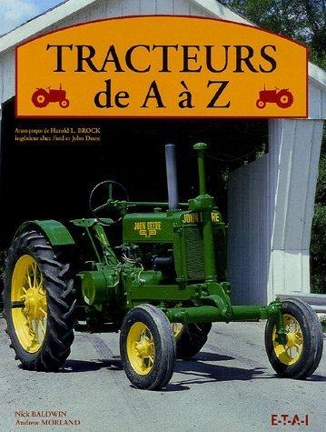 Tracteurs de A à Z