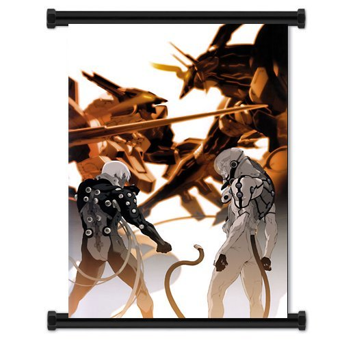 Laohujia Zone of The Enders: The 2nd Runner Game Fabric Wall Scroll Poster (16