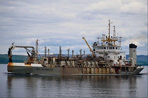 796008-motor-vessel-w-d-medway-ii-a4-photo-poster-print-10x8