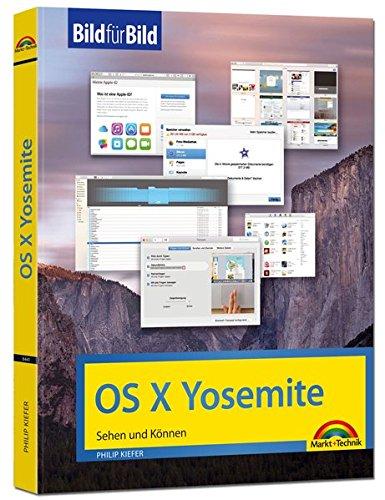 OS X Yosemite - Bild für Bild erklärt: sehen und können (Apple Imac Os X Yosemite)