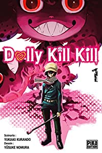 Dolly Kill Kill Edition simple Tome 1
