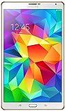 "Samsung Galaxy Tab S T700, Display  8,4"" solo WI-FI, Bianco [Italia]"