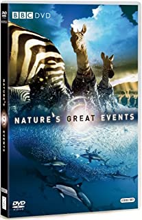 Nature's Great Events [DVD] (B001P5GIP0) | Amazon price tracker / tracking, Amazon price history charts, Amazon price watches, Amazon price drop alerts