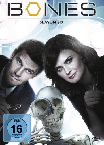 Twentieth Century Fox Home Entert. Bones: Die Knochenjägerin - Season 6 [6 DVDs]