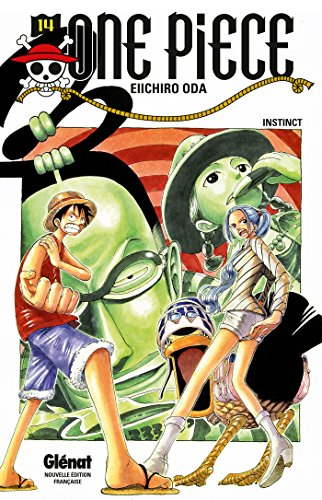 One Piece - Édition originale - Tome 14: Instinct par Eiichiro Oda