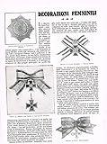 Scarica Libro DECORAZIONI FEMMINILI da rivista LA LETTURA di ottobre 1907 (PDF,EPUB,MOBI) Online Italiano Gratis