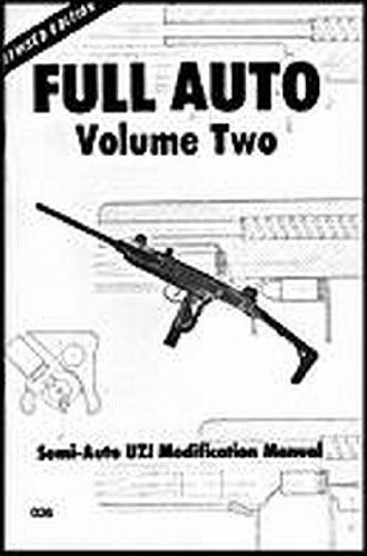 Full Auto Volume 2 Uzi Modification Manuel - Semi Automatische Maschinen
