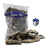Lyra Pet 250g Rinderleber Hundefutter Kausnack Leckerli Belohnung + Geschenk