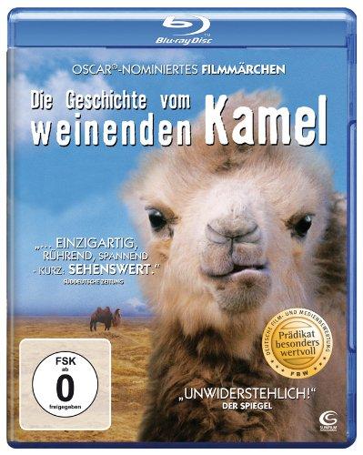 Die Geschichte vom weinenden Kamel (Prädikat: Besonders wertvoll) [Blu-ray]