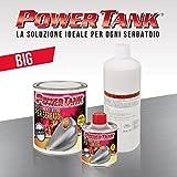 Lux Metal Power Tank Trattamento rigenera - Kit Grande - 1,3 kg più Economico di Tankerite