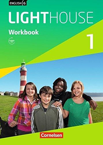 English G Lighthouse - Allgemeine Ausgabe / Band 1: 5. Schuljahr - Workbook mit Audios online Zweck Audio