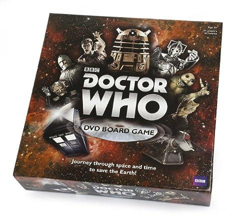 BBC Dr Who DVD Board Game - 50th Anniversary Edition