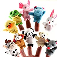 Jooks Figure Puppet Set Toy Educational Toys Storytelling Doll for Children