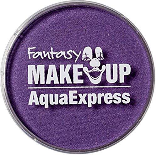 KREUL 37024 Fantasy Aqua Make Up Express Perlglanz, lila, 15 g
