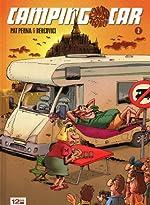 Camping-Car Globe Trotter, Tome 2 de Pat Perna