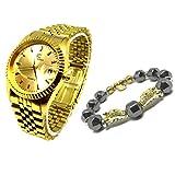EREMITI JEWELS Outfit UK Date Gold Jaguar