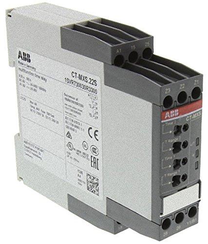 ABB-ENTRELEC CTS - TEMPORIZADOR CT-MXS  22S 2C/C TORNILLO