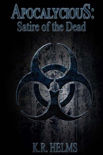 APOCALYCIOUS: Satire of the Dead (English (Humor Tombstone)