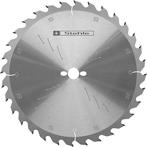 Stehle 58120005 Zuschneid-Kreissägeblatt 350x3,5x30 Z= 24 Wechselzahn Hartmetall