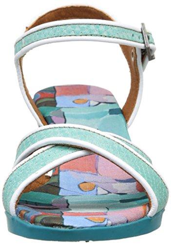 Art - Ipanema 727, Scarpe col tacco Donna Multicolore (Multicolore (Cascada Bone))