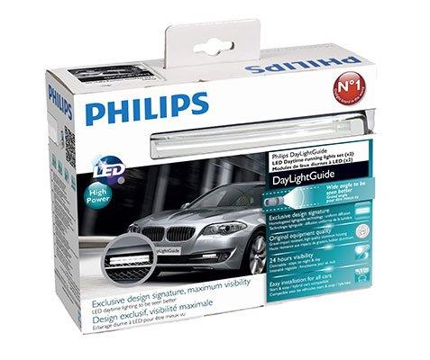 Philips 12825WLEDX1 Luces de Circulación Diurna