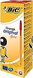 BIC Kugelschreiber Orange Original fine