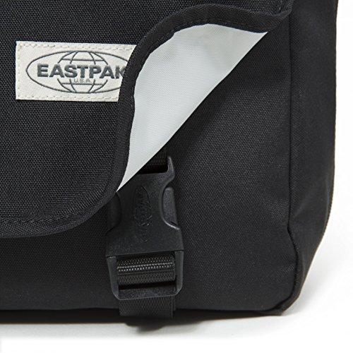 39 cm Eastpak Delegate Messenger Bag 20 L Black