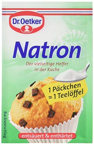 Dr. Oetker Natron, 8er Pack (8 x 25g )