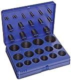 WINGONEER 382PCS Verschiedene NBR O-Ring Set 30 Größen Nitril Gummi O-Ringe - Blau, Für Profi Sanitär, Luft, Gas, Automotive, Klempner, Reparaturen