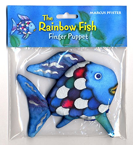 Rainbow Fish Finger Puppet